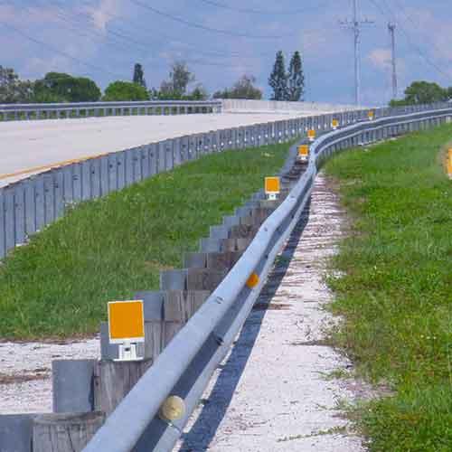 Guardrail – Cloverleaf Corporation